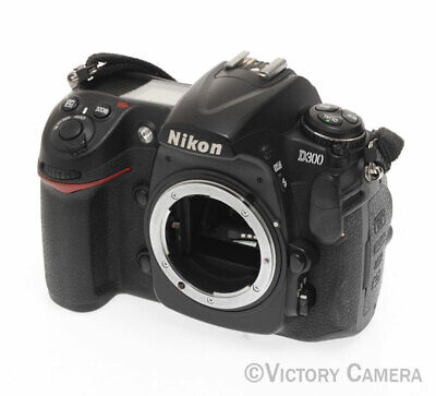 Used, Nikon D300 Digital Camera Body -25K Shots- (987-11) for sale  Shipping to Nigeria