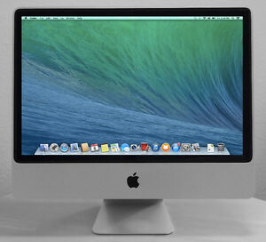 selling 2008 iMac Dual Core 2 4Gb Ram OS Yosemite