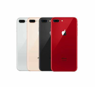 Apple iPhone 8 Plus 64GB 256GB Smartphone Unlocked Grade A++ iOS - All Colors