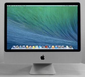 "!! IMAC 24"" INTEL CORE 2 duo 349$"