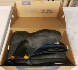 Rustic Black Blundstone 1392 Fit like a Mens Size 11 US