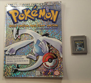 Pokemon Silver with guide