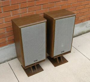 VINTAGE ADVENT 4002 SPEAKER CABINETS Kitchener / Waterloo Kitchener Area image 2