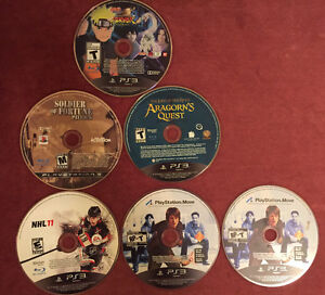 GAMES FOR SALE  $3