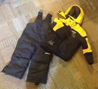Size 4T Skidoo Snow Suit