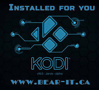 KODI Android TV Box Refreshed to new on your device