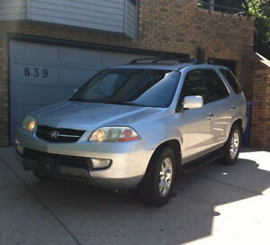 2003 Acura MDX 7 Seater Leather SUV, Crossover