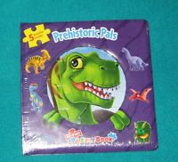 PrehIstoric Pals - My First Puzzle Books 5 Puzzles