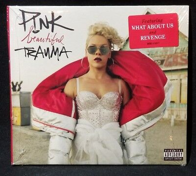 Beautiful Trauma by Pink (CD, PA Explicit, P!nk) - NEW