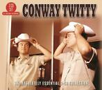 cd - conway twitty - ABSOLUTELY ESSENTIAL 3.. (nieuw)
