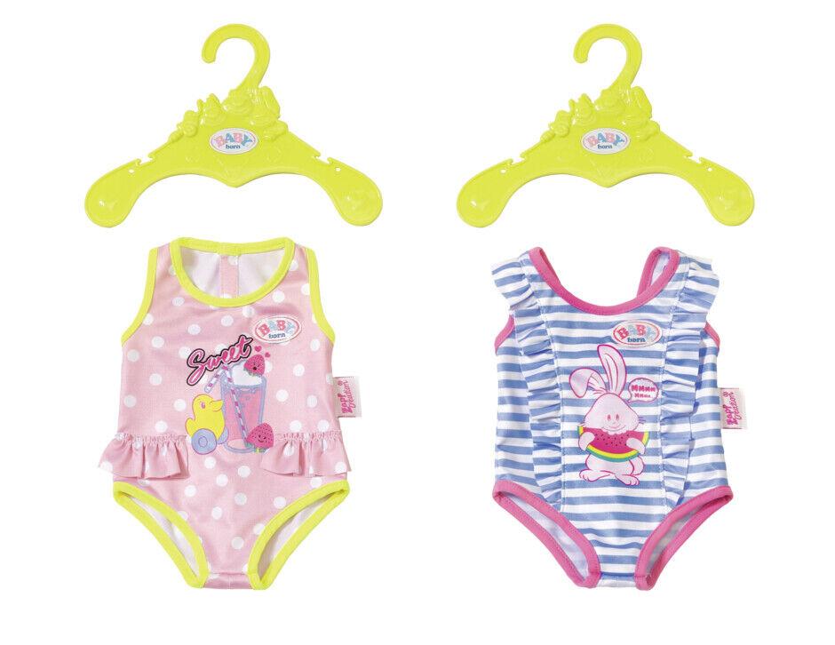 AUSWAHL: Baby Born - Badeanzug für Baby-Puppe - Puppen-Kleidung, Zubehör - Zapf