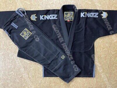 Kingz brazilian jiu jitsu uniform Best bjj gis Unisex A1 size Branded bjj kimono