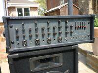 TOA Powered Mixer