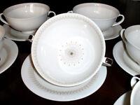 Morning Star full 6 Place Royal Doulton Formal Dining Service