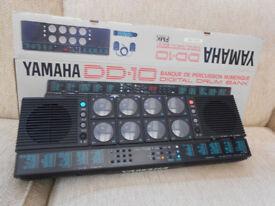 Yamaha DD10 Digital Drum Ban