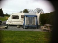2 3 4 5 berth Caravan awning NR Coniston porch awning all weather very good condition