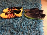 Men's football boots and turfs