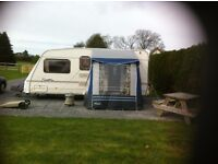 Caravan awning Top quality NR Coniston porch awning all weather very good condition 2 3 4 5 berth