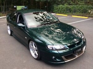 2001 Holden HSV VX2 Clubsport V8 6 Speed Manual in Racing Green 17Kms Aspley Brisbane North East Preview