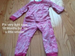12 - 18 Months Girls clothes see pricing in comments
