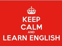 Learn English with an experienced and qualified tutor. All levels.