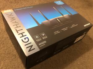Netgear Nighthawk AX4200 WIFI 6 Router (RAX43)