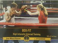 Boxfit Master Class