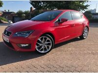 2015 SEAT Leon 1.4 EcoTSI FR (Tech Pack)