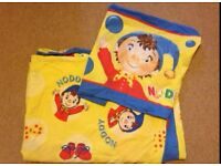 Noddy single duvet bedding