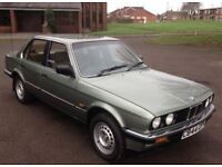 Genuine BMW E30 steel wheels, fully refurbished with matching Goodyear tyres!