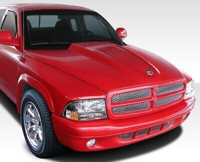 97-04 Dodge Dakota Cowl Duraflex Body Kit- Hood!!! 107904 2004 Dodge Dakota Hood