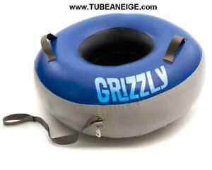 Tube a neige, trip, luge, carpette, snow tube, glissade