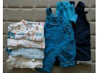 Boys clothes 0 - 3 months
