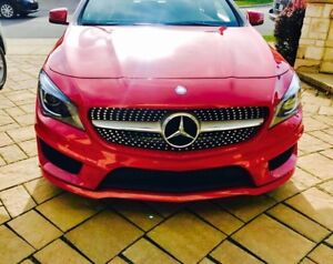 2014 Mercedes-benz cla 250 AMG PACKAGE!