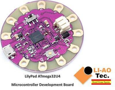 Atmega32u4 Board Lilypad Usb Microcontroller Pro Micro Development Board