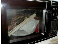 Retro Toshiba microwave oven