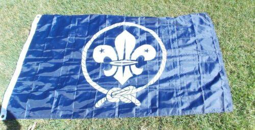 "36""x60"" Flag of the Boy Scouts of America World Bureau"