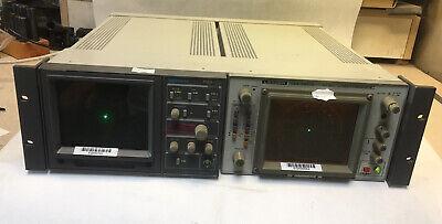 Leader Lbs-5850b Vectorscope Tektronix 1720 Vectroscope L6