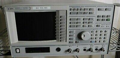 Agilent Vector Signal Analyzer Agi Vsa 89410a