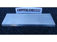""".75 X 4/"""" X 12/"""" long new 6061 T6511 solid aluminum plate flat bar stock block 3//4"""
