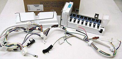 W10882923 Whirlpool Refrigerator Ice Maker WPW10882923 Genuine OEM - BRAND NEW