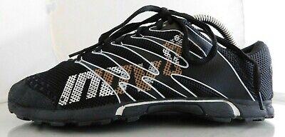 Womens Inov-8 F-Lite 230 Training Shoes Size: 10 Mens: 8.5 Color: Black White