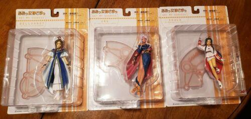 Ah! My Goddess Action Figures Yellow Submarine Set - Skuld, Belldandy, & Urd