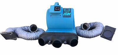 Dri-eaz F65 Turbo Dryer Sahara Pro-hp W Multi Cage Hose Kit Drying 115v 10934