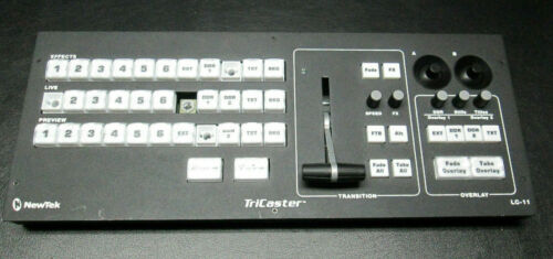 NewTek TriCaster LC-11 Live Controller USB
