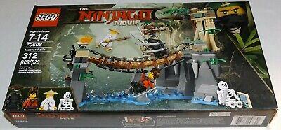 LEGO 70608 Master Falls Ninjago Garmadon Sensei Wu Kai