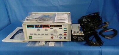 Biosense Webster Sockert St-2140 70 Rf Generator W Global Port