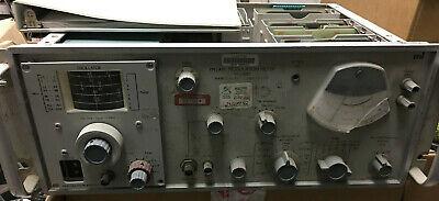 Marconi Instruments Tf2300a Fmam Modulation Meter