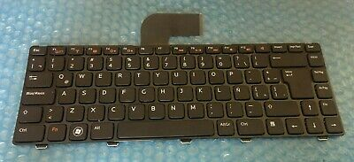 Genuine Dell Inspiron 14R N4110 N4120 N5040 N5050 N4050 Spanish Keyboard 47YPC, usado comprar usado  Enviando para Brazil