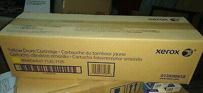 Usado, Xerox Amarillo Cartucho De Tambor 013R00658 Xerox Workcentre 7120 7125 7220 7225 segunda mano  Maria de Huerva